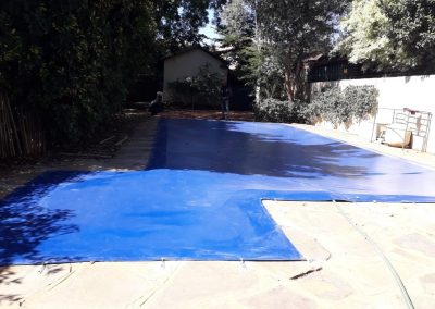 Pool cover 4